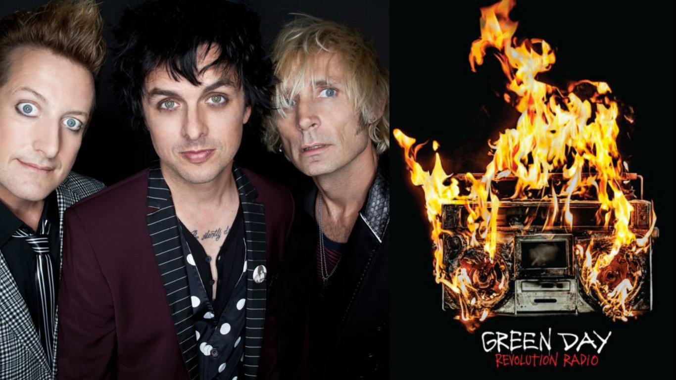 green day announce us and uk dates for revolution radio tour life gets loud. Black Bedroom Furniture Sets. Home Design Ideas